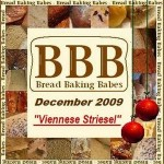 Viennese Striesel; The Bread Baking Babes do the Holidays