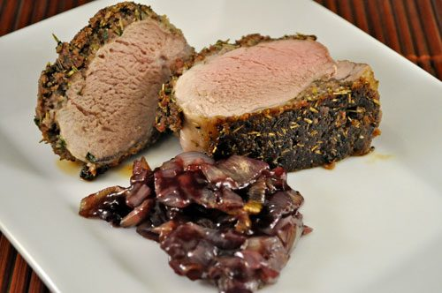 Pork with Shallots