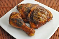 Grilled Chicken with Tapenads
