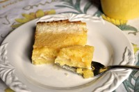 Ultra Lemony, Gooey Lemon Bars