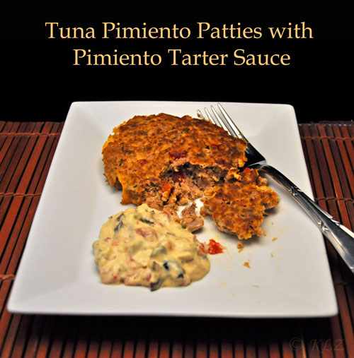 Tuna Pimiento Patties