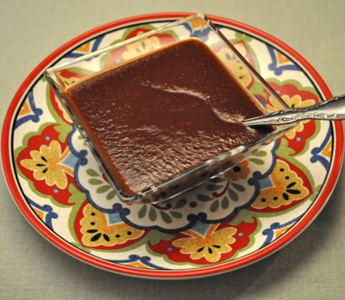 Ginger Barbecue Sauce