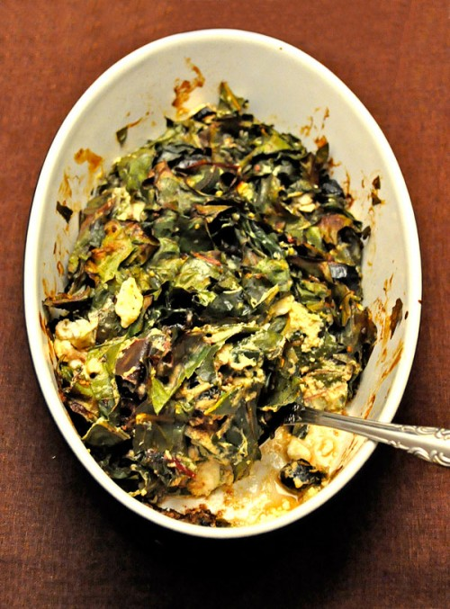 Baked Chard