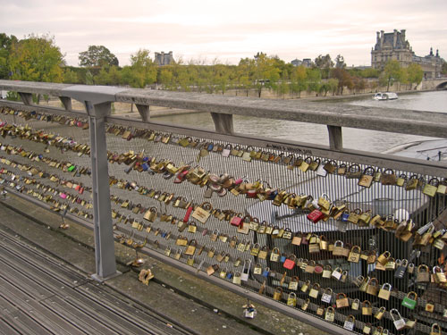 Love Locks - the start