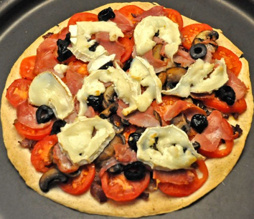 pizza_chevre
