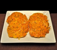 Spicy Butternut Squash Patties