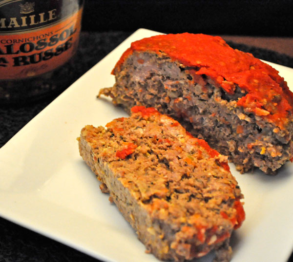 Simple Meat Loaf