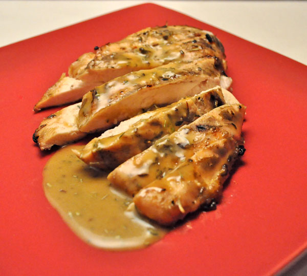 Chicken Ala Thyme Food Network Recipe