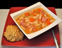 Bean Soup with Ham