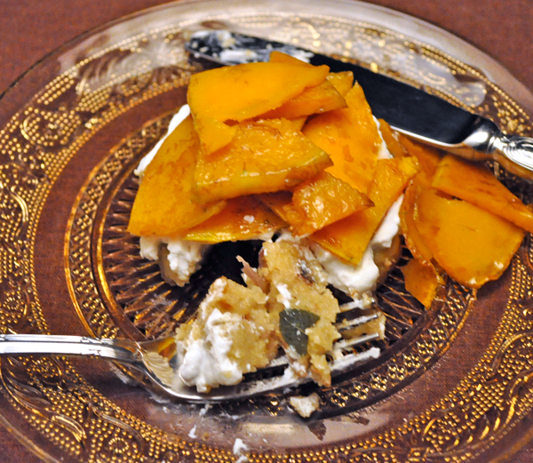 butternut squash with goat cheese polenta foodie phd baked polenta ...