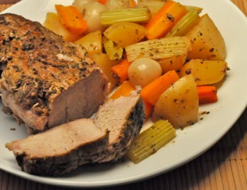 Veal Pot Roast
