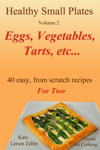 Eggs, Vegetables and Tarts