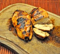 Grilled Citrus Chicken