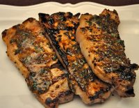 Deviled Pork Chops