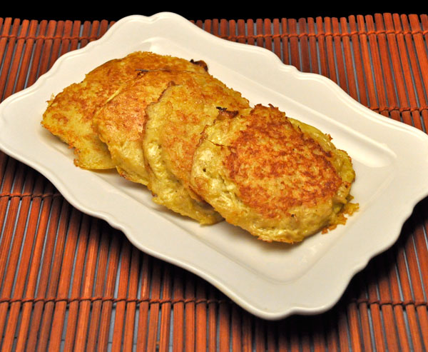 Shredded Potato Cakes