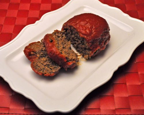 Mini Meat Loaf