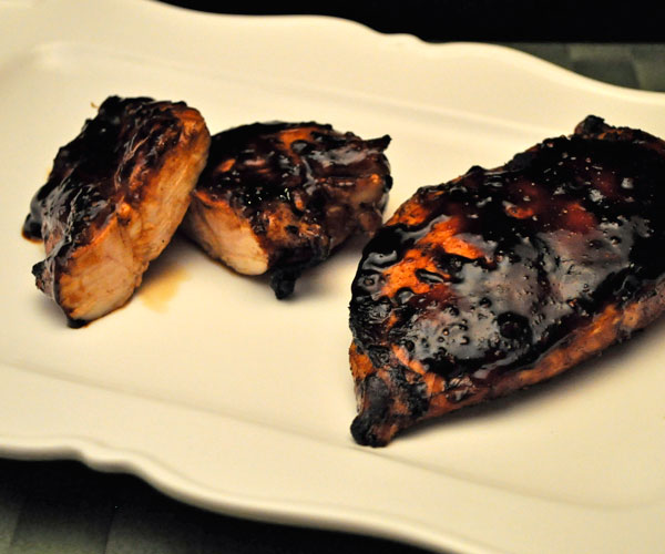 Oyster Chicken Breasts