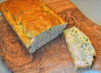 Savory Smoked Salmon Bread