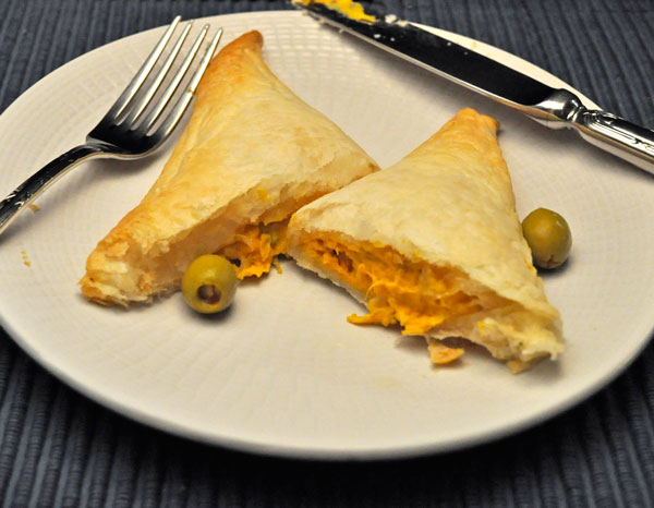 Pumpkin Turnover