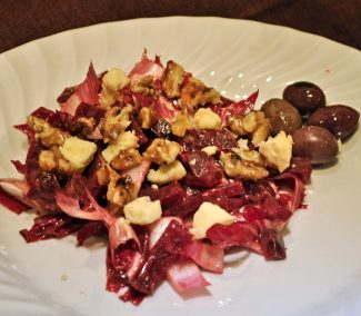 Endive and Beet Salad