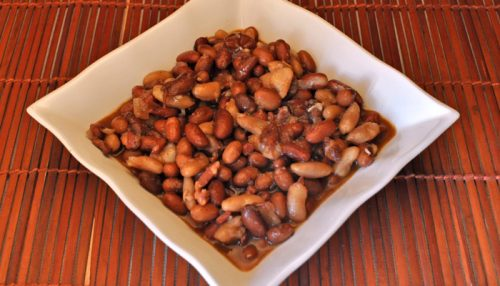Instant Pot Mixed Beans