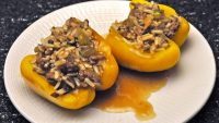 Peppers Stuffed with Beef