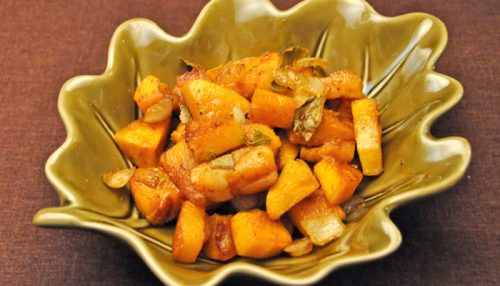 Butternut Squash, Fried