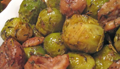 Sprouts & Chestnuts