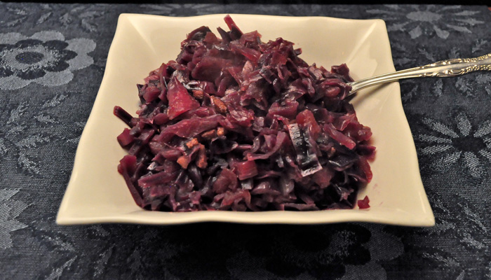 Red Cabbage, Instant Pot