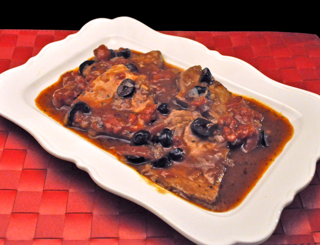 Veal Italienne
