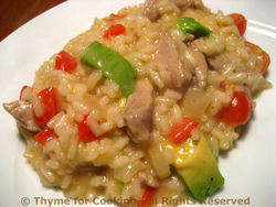 Risotto_pork_avocado