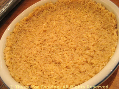 Brown Rice Crust