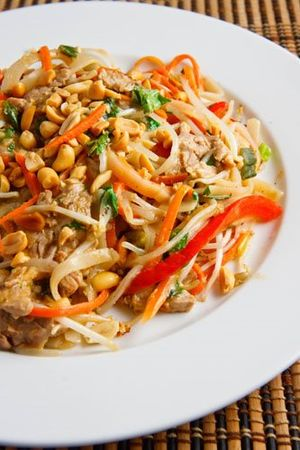 Thai Peanut Pork Saute 1 500