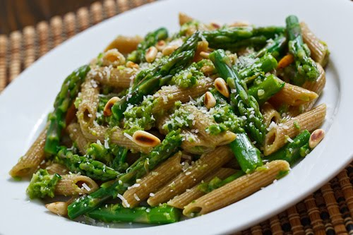 asparagus chicken pesto pasta chicken and pesto pasta asparagus and ...