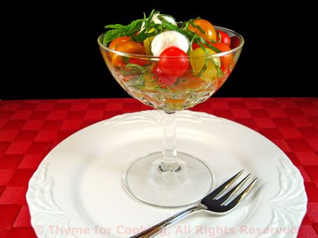 Caprese Cocktail