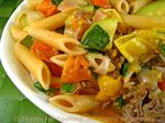 Pasta_beef_courgette