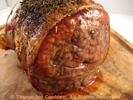 Roast Whole Beef Tenderloin