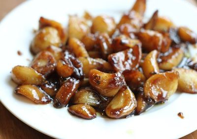 Caramelized-garlic