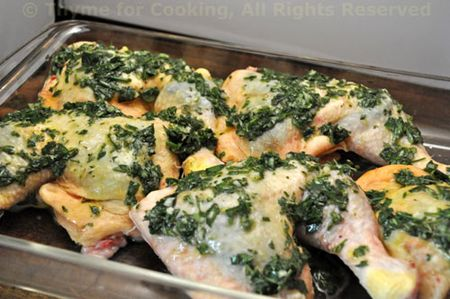 Chicken-Herb-Marinade