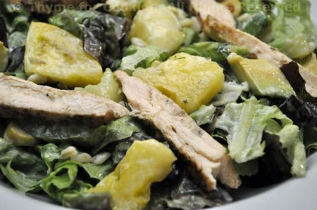 Salad-Chicken-Avocado