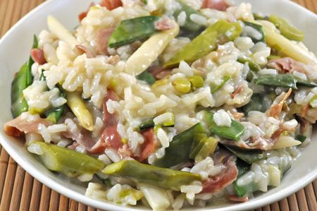 Spring Rrisotto