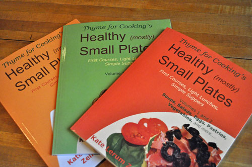 Healthy Small Plates
