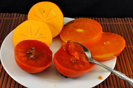 Persimmons_sliced