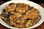 Pork_mushrooms